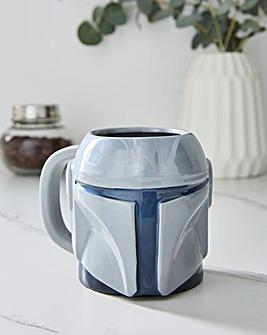 Star Wars Mandalorian Mug