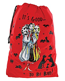 Disney Cruella Devil Christmas Sack