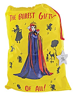 Disney Evil Queen Christmas Sack