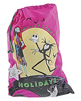 Disney Nightmare Before Christmas Sack