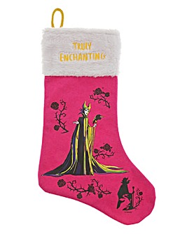 Disney Maleficent Christmas Stocking