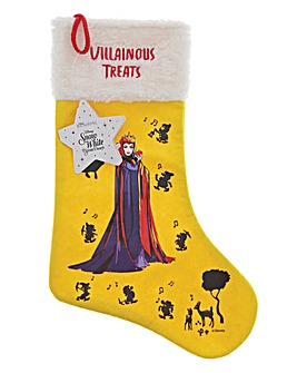 Disney Evil Queen Christmas Stocking
