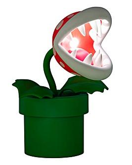 Super Mario Plant Lamp