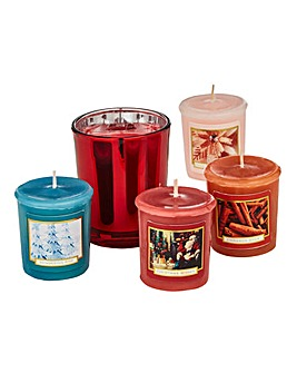 Starlytes Christmas Votive Pack