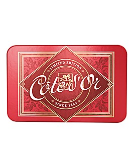 Cote D'Or Vintage Tin