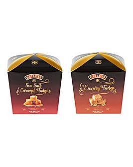 Baileys Sea Salt Caramel & Luxury Fudge