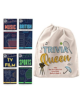 Trivia Queen Quiz Set