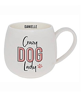 Crazy Cat/Dog Lady Mug