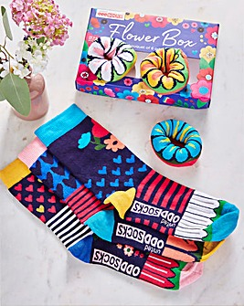 Flower Box Oddsocks