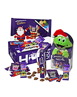 Cadbury Christmas Freddo Toy Gift Box