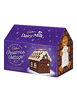 Dairy Milk Christmas Cottage