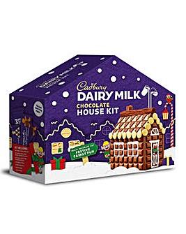 Dairy Milk Christmas Cottage