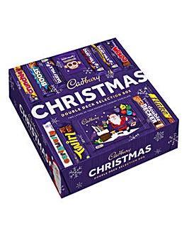 Cadbury Christmas Double Deck Selection Box
