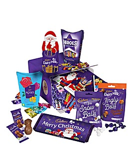 Cadbury Christmas Combo Hamper
