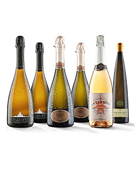 Virgin Wines Italian 6 Fizz Selection