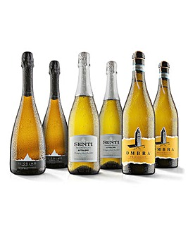 Virgin Wines 6 Bottles Of Prosecco Case