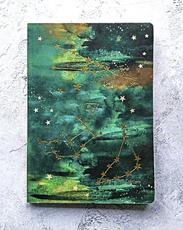 Nikki Strange Earth A5 Notebook