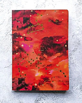 Nikki Strange Fire A5 Notebook