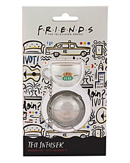 Central Perk Mug and Tea Infuser