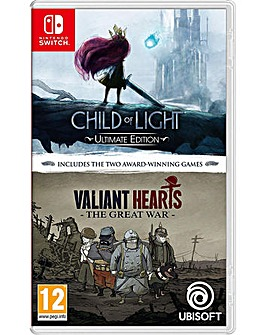 Child of Light  Valiant Heart Twin Pack