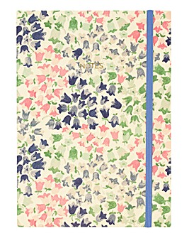 Cath Kidston Bluebell A5 Notebook