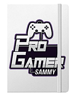 Personalised Pro Gamer Notebook
