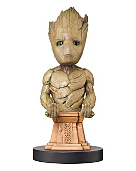 Groot Cable Guy Phone Cable & Controller Holder