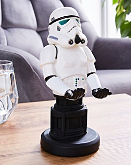 Star Wars Storm Trooper Cable Guy Phone Cable & Controller Holder