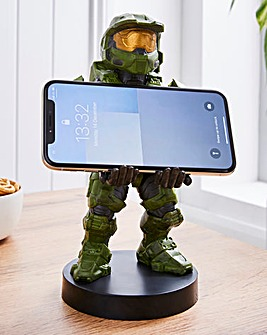Master Chief Cable Guy Controller Holder Phone Cable & Controller Holder