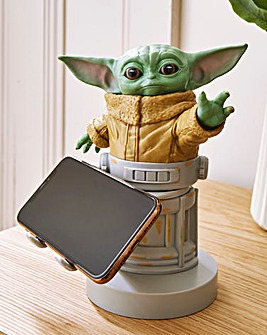 Star Wars The Child Cable Guy Phone Cable & Controller Holder