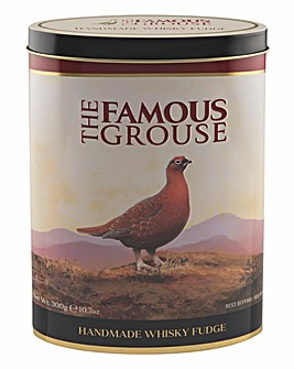 Famouse Grouse Whiskey Fudge Tin