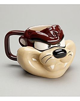 Taz Shaped Mug