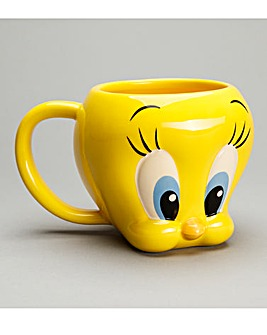Tweety Shaped Mug