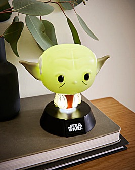 Star Wars Yoda Icon Light BDP