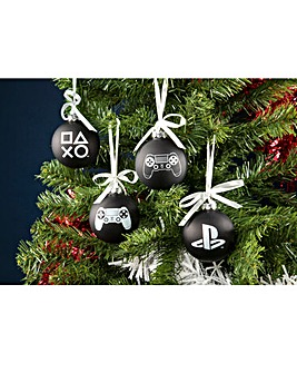 Playstation Christmas Bauble Ornaments