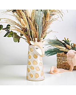 Sass & Belle Girafffe Vase