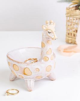 Sass & Belle Giraffe Trinket Holder