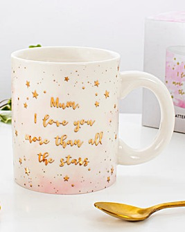 Sass & Belle Stars Mum Mug