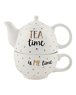 Sass & Belle Tea Time Is Me Time