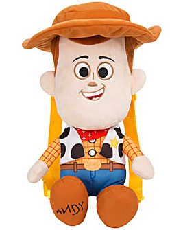Disney Toy Story Woody Plush Backpack