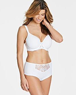 Ella Lace White Luxury T-Shirt Bra