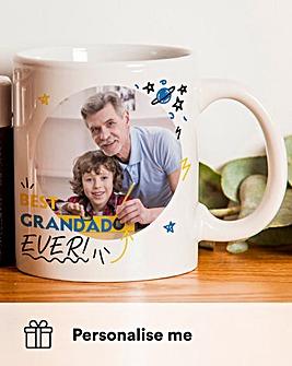 Personalised Best Ever Photo Upload Mug