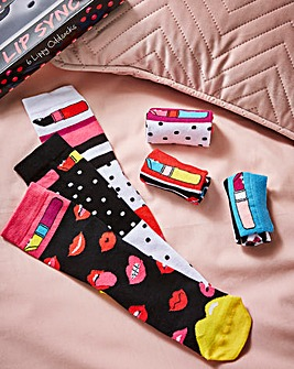 Lips Oddsocks