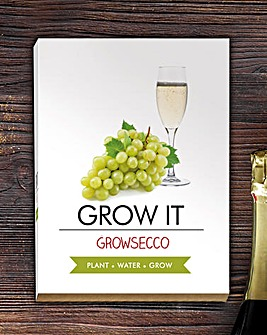 Growsecco Grow It Kit