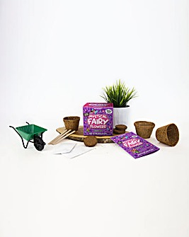 Mystical Fairy Flowers Garden Grow & Sow