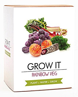 Rainbow Veg Grow It