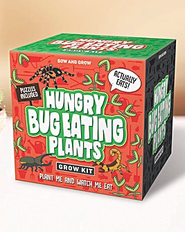 Bug Eating Plants Sow & Grow