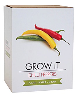 Chilli Grow it Kit