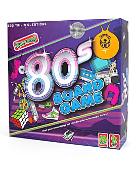 Awesome 80s Trivia Board Game