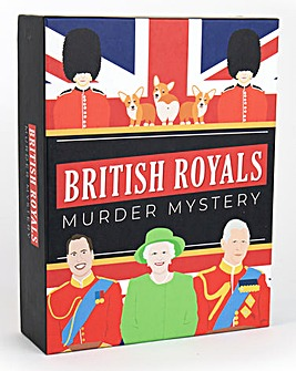 Royals Murder Mystery Game